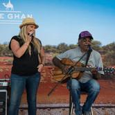 Warren H Williams, Alice Springs, NT