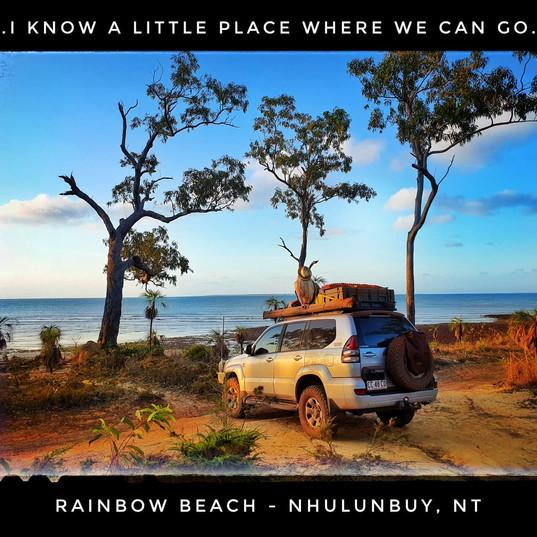 Rainbow Beach, Nhulunbuy, NT
