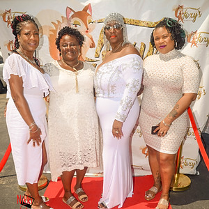 Foxy Promotions: All White BlingEdition
