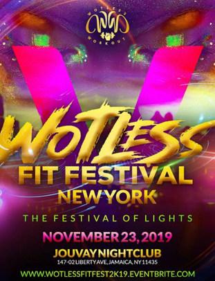 Wotless Fitness Promo 1 min