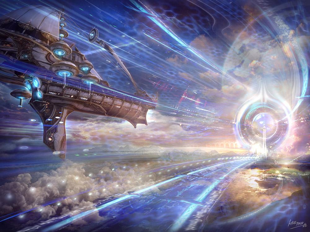 Atlantis ship