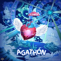 AGATHON Mini Album .2nd