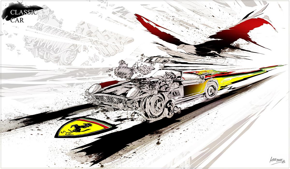 CLASSIC CAR - Porsche