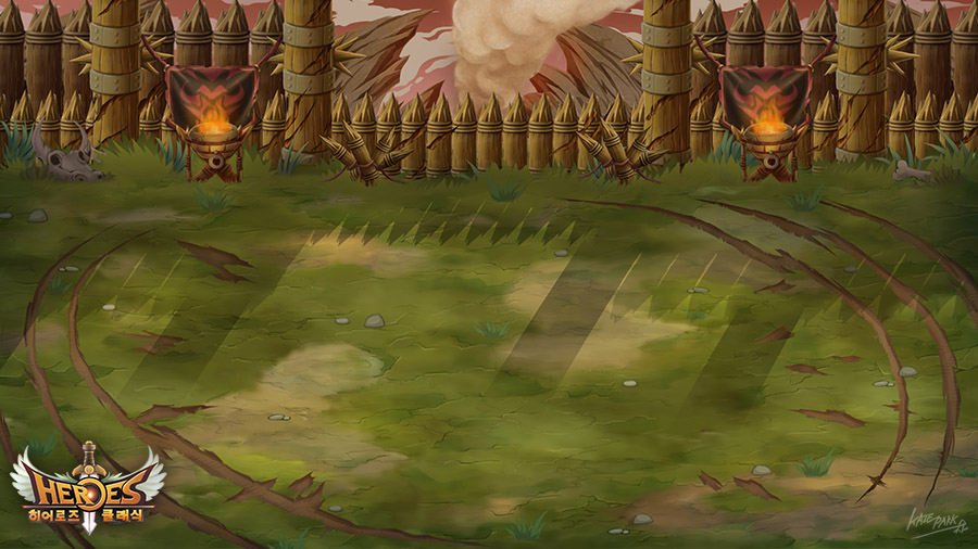 Dungeons background image