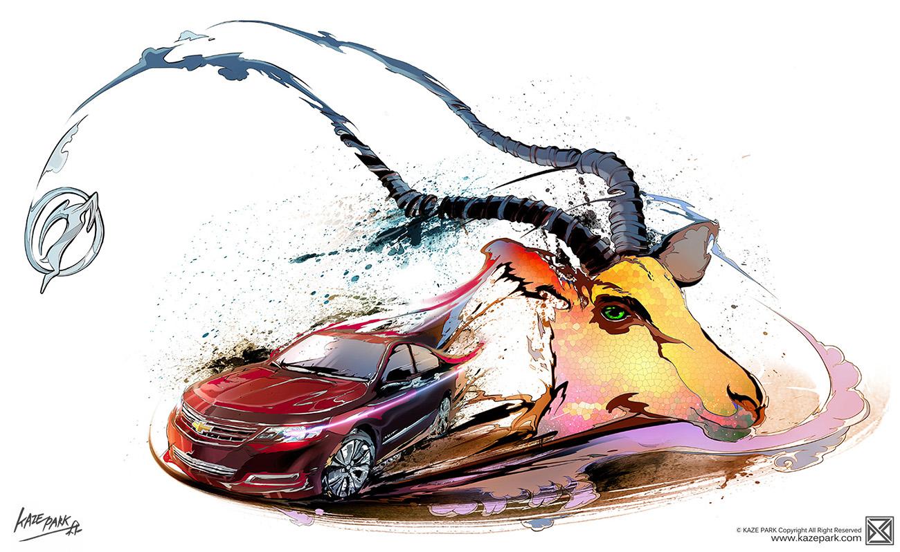 Chevrolet - IMPALA