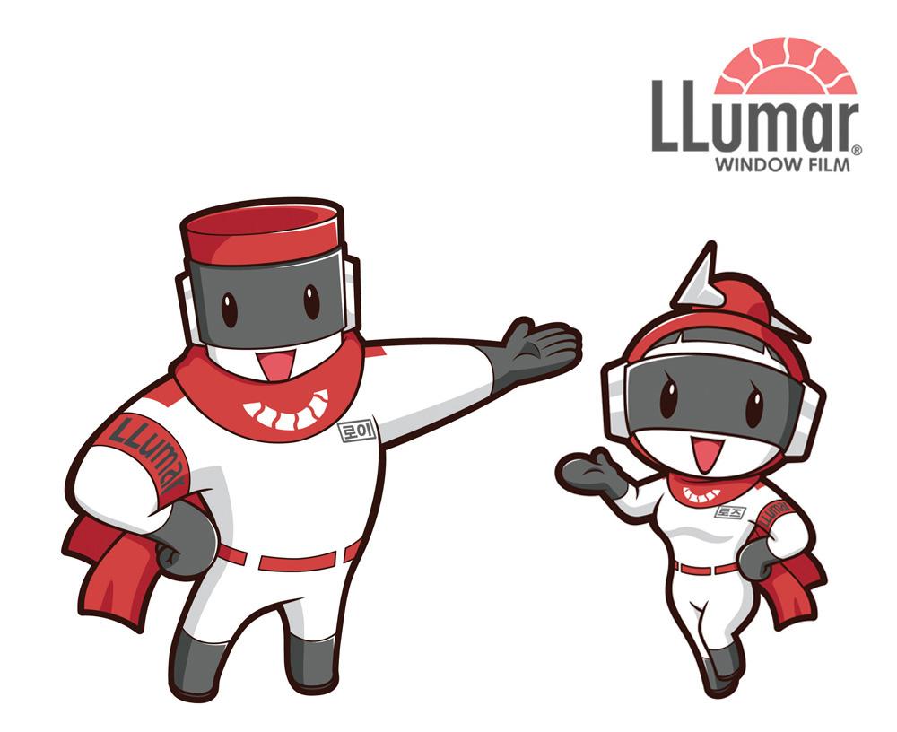 LLUMAR CHARACTER