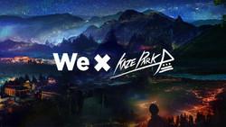WE x KAZEPARK - 콜라보레이션