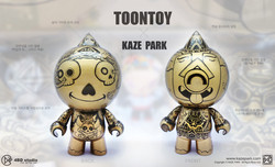 TOONTOY x KAZE PARK