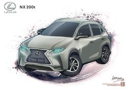 NEXUS - NX200T