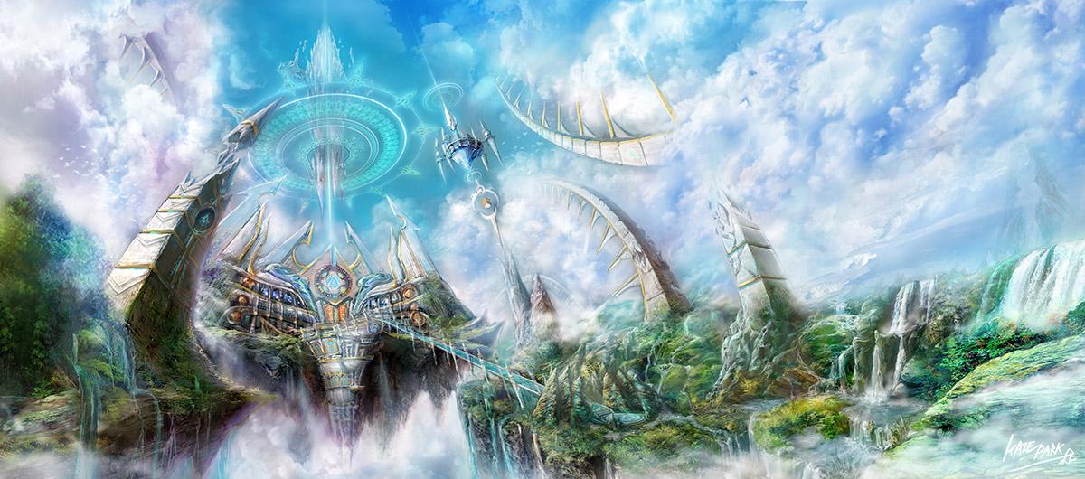 ATLANTICA - OST Title Image