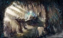 SAMPOOM Cave