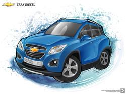 Chevrolet TRAX - Diesel