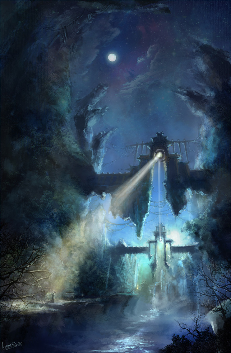 Night of the gateway