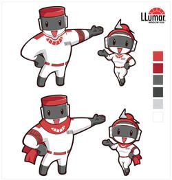 LLumar Characters