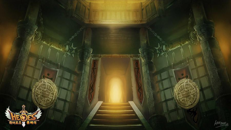 HEROES Classic NPC background image