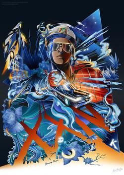Bruno Mars 24K MAGIC