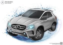 Mercedes-Benz - GLA CLASS