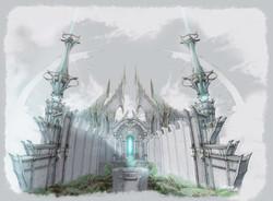 Entrance to Atlantis