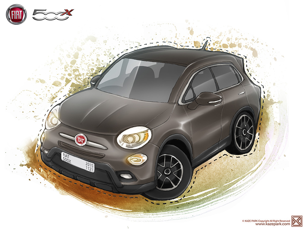 FIAT - 500x