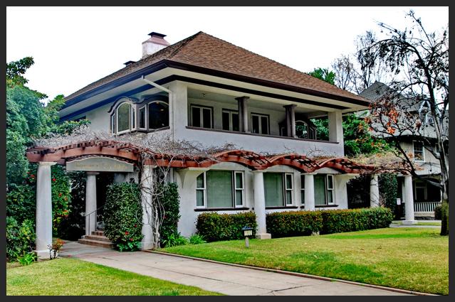 The Blinn House
