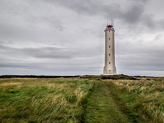 Lighthouse in Arnastrapi