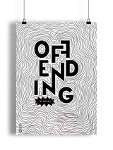 Offending the Audience Poster