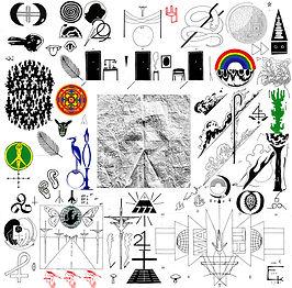 Bon Iver Symbols