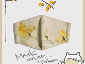 6/18(木)〜MASK WEAR TOKYO様よりコラボマスク販売のお知らせ