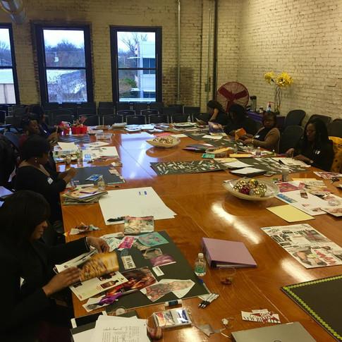 vision board party pic of ladies.jpg