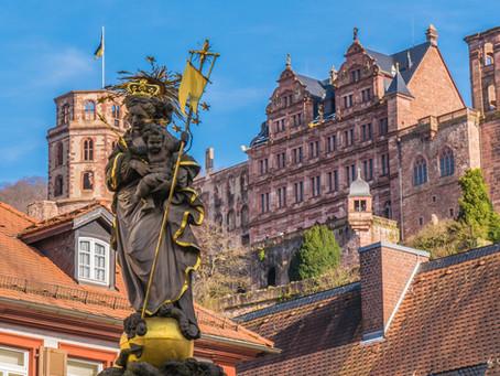 Университет Гейдельберга: нобелевские лауреаты
