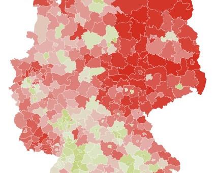 Где в Германии будет жить хорошо?