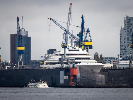 Гамбург: смягчение карантина