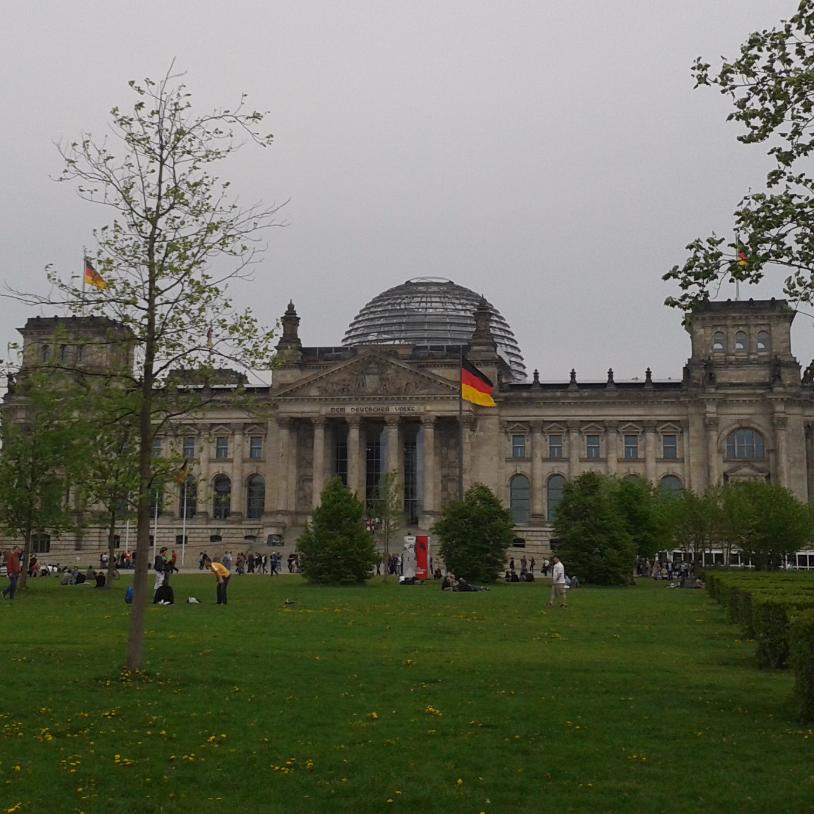 Практика в Бундестаге