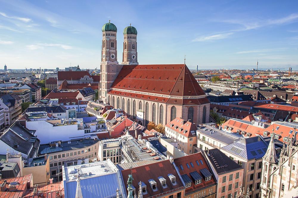 Учёба в Мюнхене