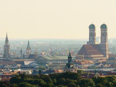 Мюнхен: смягчение карантина