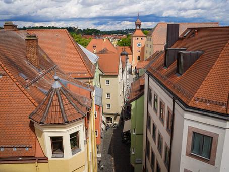 Университет Регенсбурга - среди 20 лучших университетов