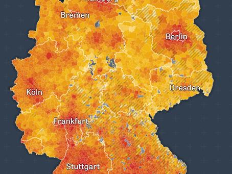 Сколько стоит жить в Германии: новые данные по аренде квартир