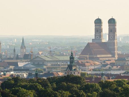 В Мюнхене находятся лучшие университеты Германии.