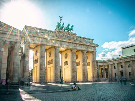 Tag der Deutschen Einheit  - День германского единства