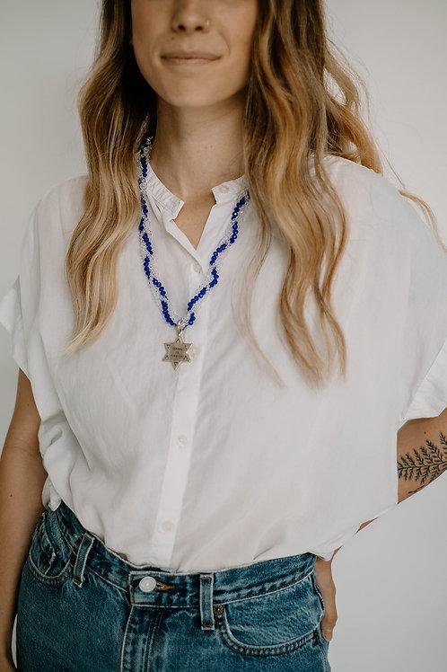 Shalom - Pendant Necklace