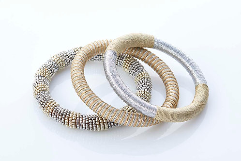 Set of three Bangles