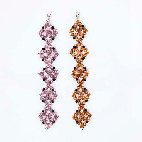 Amity Chain Beaded Bracelets