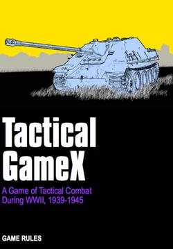 Tactical GameX