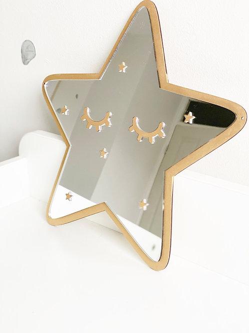 Star Layered Mirror