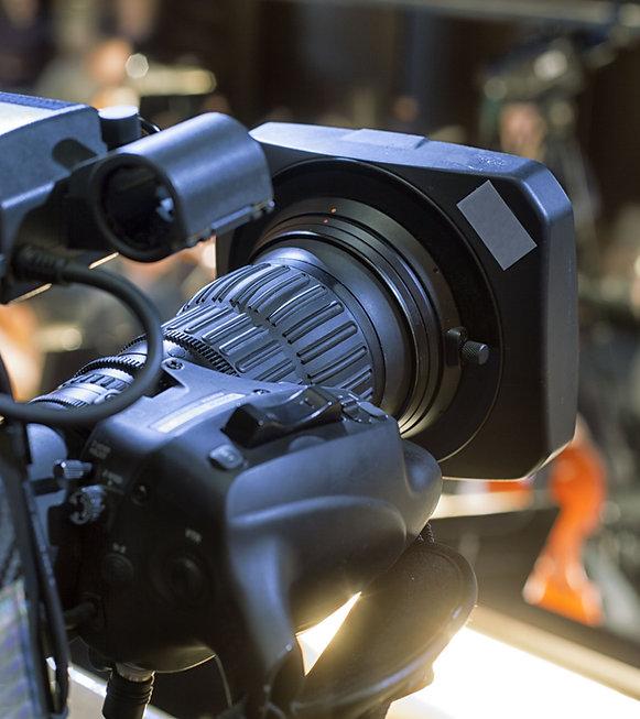 Live Streaming Broadcasting Camera