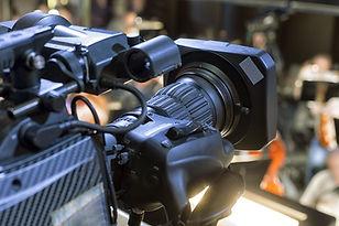 Cámara de vídeo de difusión