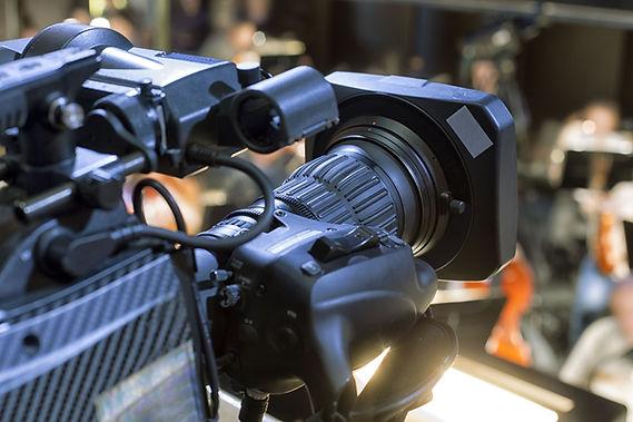 Caméra vidéo de diffusion