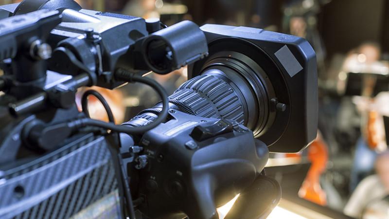 Kamera, Live