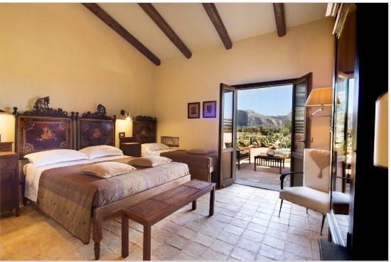 Luxurious Sicilian accommodation