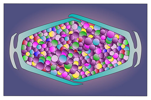 Medicine Balls - 11x17